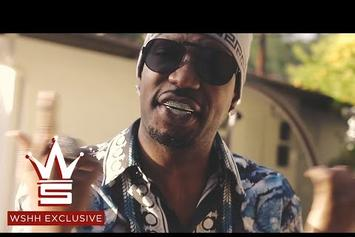 "Juicy J ""Mansion"" Video"