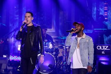 "G-Eazy & Tory Lanez Perform ""Drifting"" On Jimmy Fallon"