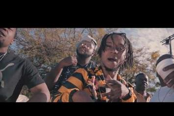 "821 Feat. Slim Jxmmi ""Lobby"" Video"