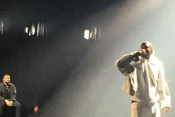 Drake Brings Out Kanye West In Chicago