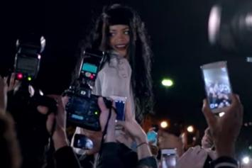 "Rihanna ""Goodnight Gotham"" Video"