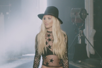 "Britney Spears Feat. G-Eazy ""Make Me"" Video"