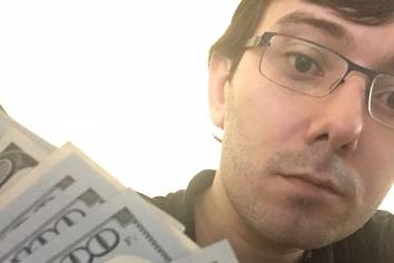 Martin Shkreli Is About To Drop A Rap Album
