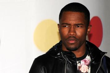 """Frank Ocean's """"Channel Orange"""" Is Charting For The First Time In 3 Years"""