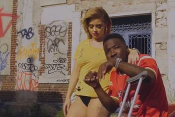 "Troy Ave ""Hot Boy"" Video"