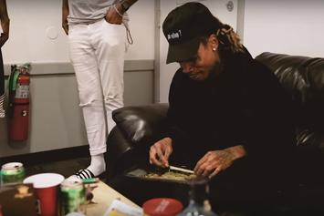 "Wiz Khalifa's ""DayToday: At Its Highest"" Vlog"