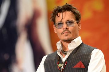 """Johnny Depp Reportedly Set To Star In Upcoming Tupac & Biggie Film """"Labyrinth"""""""
