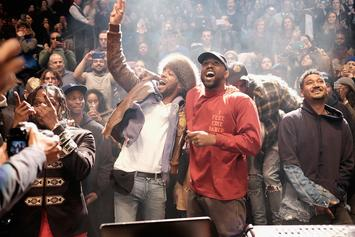 Kanye West Fires Back At Kid Cudi