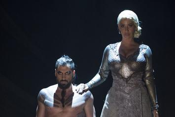 "Watch Amber Rose's ""Game Of Thrones"" Themed Dancing With The Stars Performance"