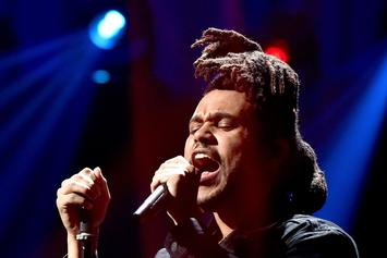 """The Weeknd Announces New Album """"STARBOY"""""""