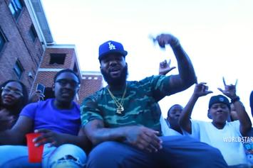 "The Game ""Pest Control (Meek Mill Diss)"" Video"