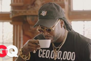 Watch 2 Chainz Drink $600 Coffee Made From Civet Poop