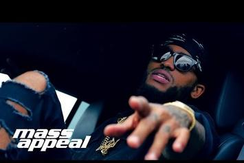 "Dave East ""Type Of Time"" Video"