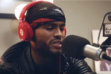 Dave East's Open Mic Freestyle