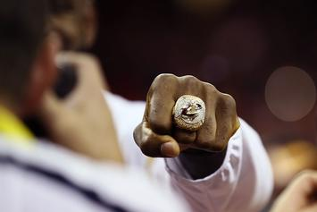 """Cleveland Cavaliers Championship Rings Reference """"3-1"""" Finals Comeback"""