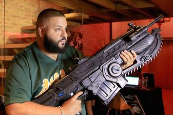 """Read The First Chapter Of DJ Khaled's Upcoming Book """"The Keys"""""""