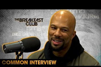 "Common: ""People Of Color, We Got To Celebrate Who We Are"""
