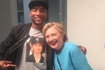 Charlamagne Tha God Discusses Hillary Clinton & Donald Trump On MSNBC