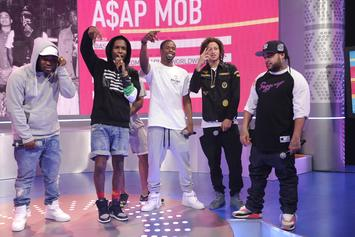 The Yams-Dedicated A$AP Foundation Strives To Raise Awareness On Drug Abuse