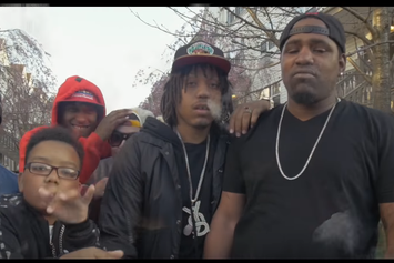 "Boogz Boogetz ""Racks Out"" Video"