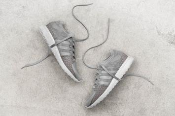 "Pusha T x Adidas EQT ""Grayscale"" Release Date Announced For December"