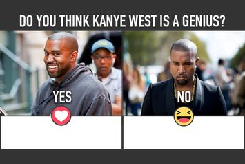Vote: Is Kanye West A Genius?