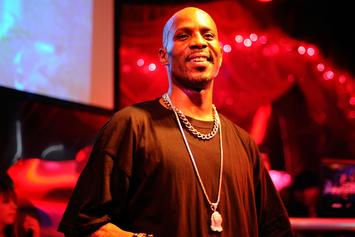 "DMX Shows Support For Kanye West On Instagram: ""Stand Strong"""