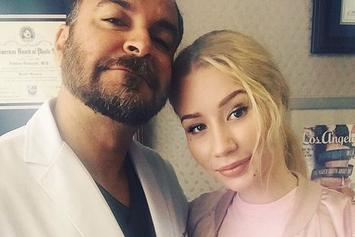 Iggy Azalea Thanks Her Plastic Surgeon For Her Nose & Breasts