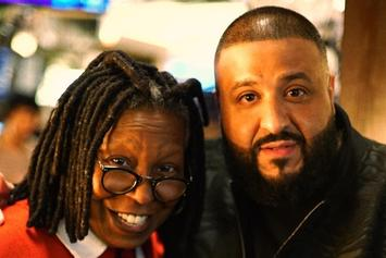 """DJ Khaled Brings Baby Son On """"The View"""" For First TV Appearance"""