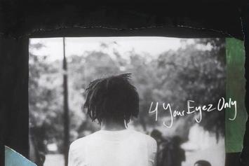 "Stream J Cole's ""4 Your Eyez Only"" Album"