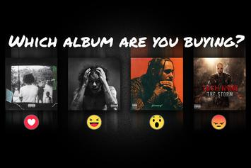 Vote: Which Album Are You Buying Today?