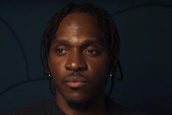 Pusha T Reads Story Of Norman Brown In Prison Reform PSA