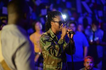 "Lupe Fiasco Releases Full Track List For ""Drogas Light"""