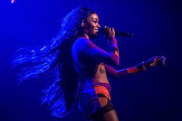 """Is Azealia Banks A Witch? Rapper Cleans Up Filthy """"Brujeria"""" Closet"""