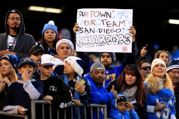San Diego Chargers Reportedly Announcing Their Move To Los Angeles On Thursday