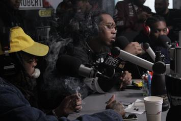 """Watch Migos Freestyle A Children's Book Over Their """"Bad & Boujee"""" Beat"""
