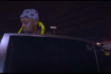 "Smoke DZA Feat. Rick Ross ""Black Superhero Car"" Video"