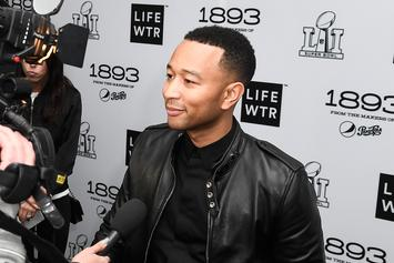 """John Legend Announces """"Darkness And Light"""" Tour With Gallant"""