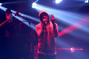 "Watch Future Perform ""Draco"" On Jimmy Fallon"