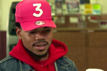 """Chance The Rapper Explains Signature """"3"""" Hat In Interview With Katie Couric"""