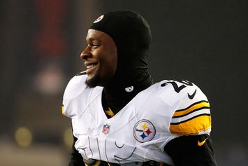 Le'Veon Bell Gives Diss Track Advice To Nicki Minaj