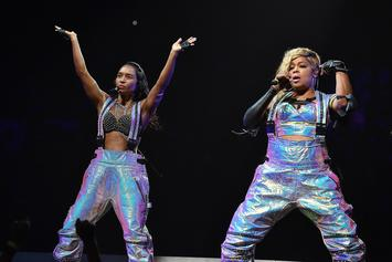 "TLC, Naughty By Nature On Board For ""I Love The 90s"" Tour"