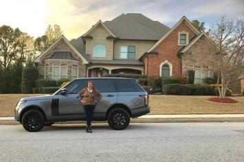 Raiders WR Amari Cooper Buys His Mom A New House And Range Rover