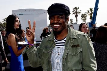 "Andre 3000 To Release Cover Of Beatles' ""All Together Now"" On 7"" Vinyl"
