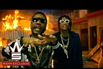 "Wiz Khalifa & Juicy J ""Cell Ready"" Video"