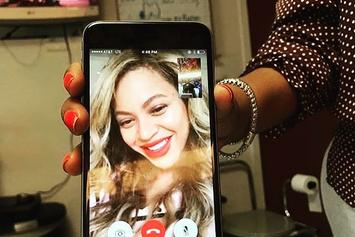 Beyonce Surprises Cancer Patient With Facetime Call