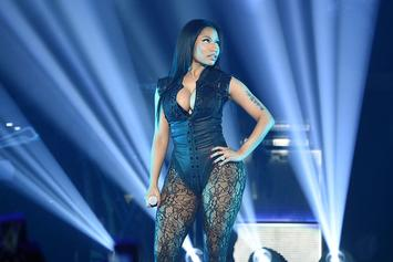 "Nicki Minaj Reportedly Will Reshoot ""No Frauds"" Video In Wake Of London Terror Attack"