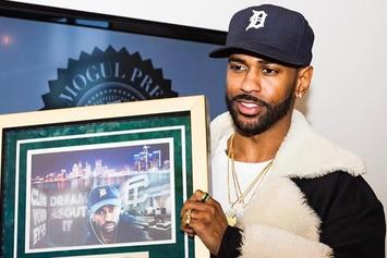 Big Sean Becomes Youngest Person To Ever Receive Key To Detroit