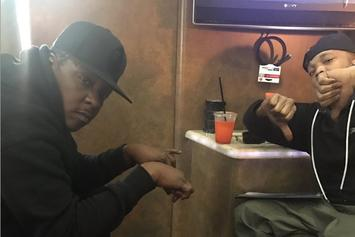 """Jadakiss And Styles P Call Out Sneaker Store Manager Over """"Poor Customer Service"""""""