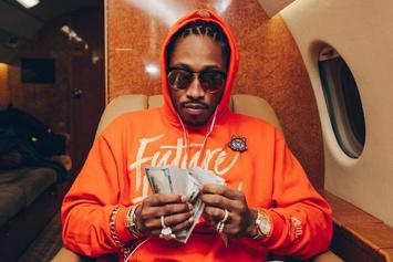 """Future's """"Mask Off"""" Goes Gold"""